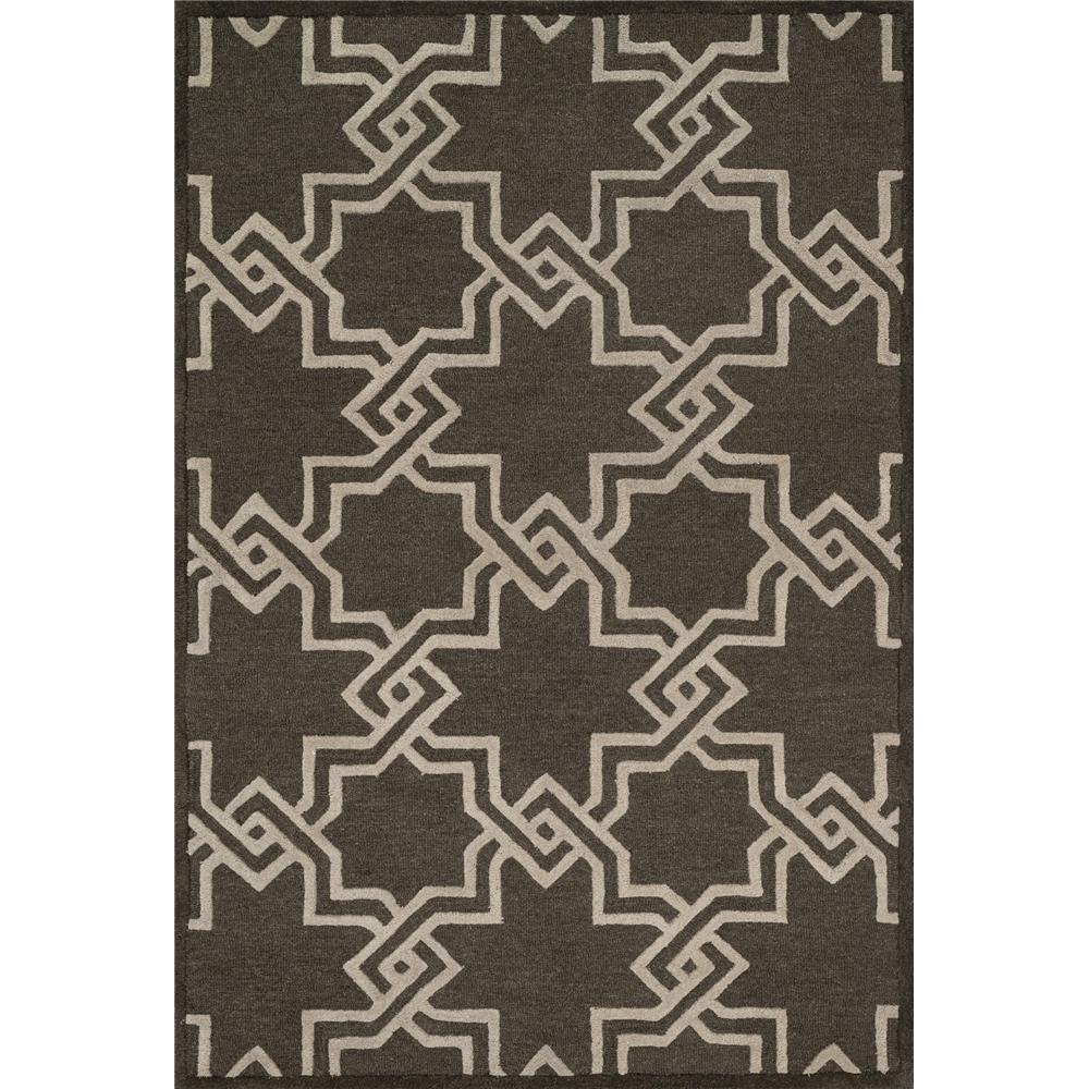 Loloi Rugs CF-01 Celine Ash/Grey Transitional Area Rug in 7