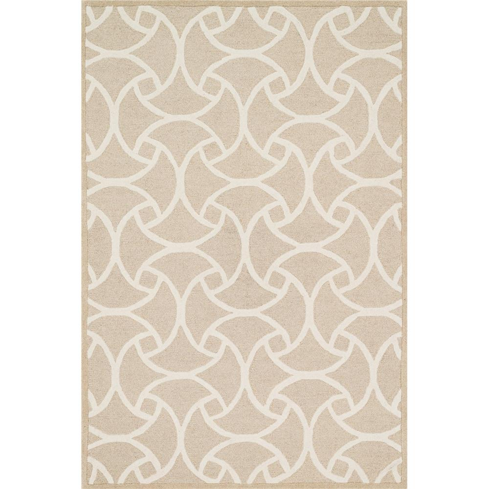 Loloi Rugs CF-06 Celine Beige/Ivory Transitional Area Rug in 7