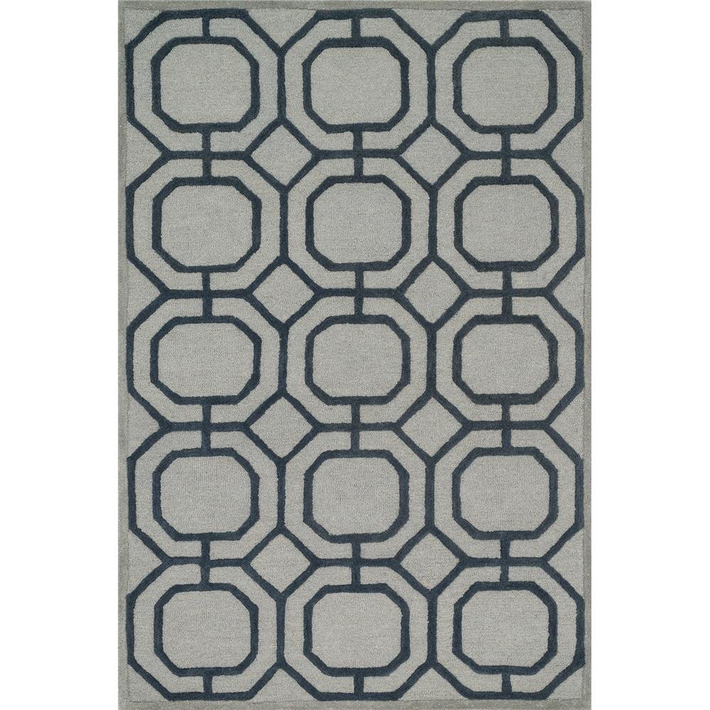 Loloi Rugs CF-08 Celine Grey/Charcoal Transitional Area Rug in 2