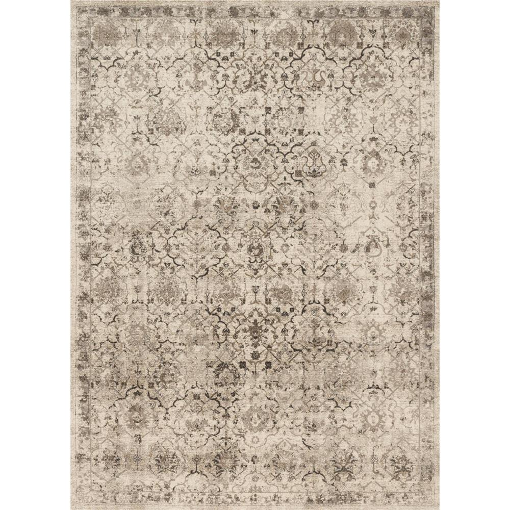 Loloi Rugs CQ-03 Century Sand Transitional Area Rug in 2