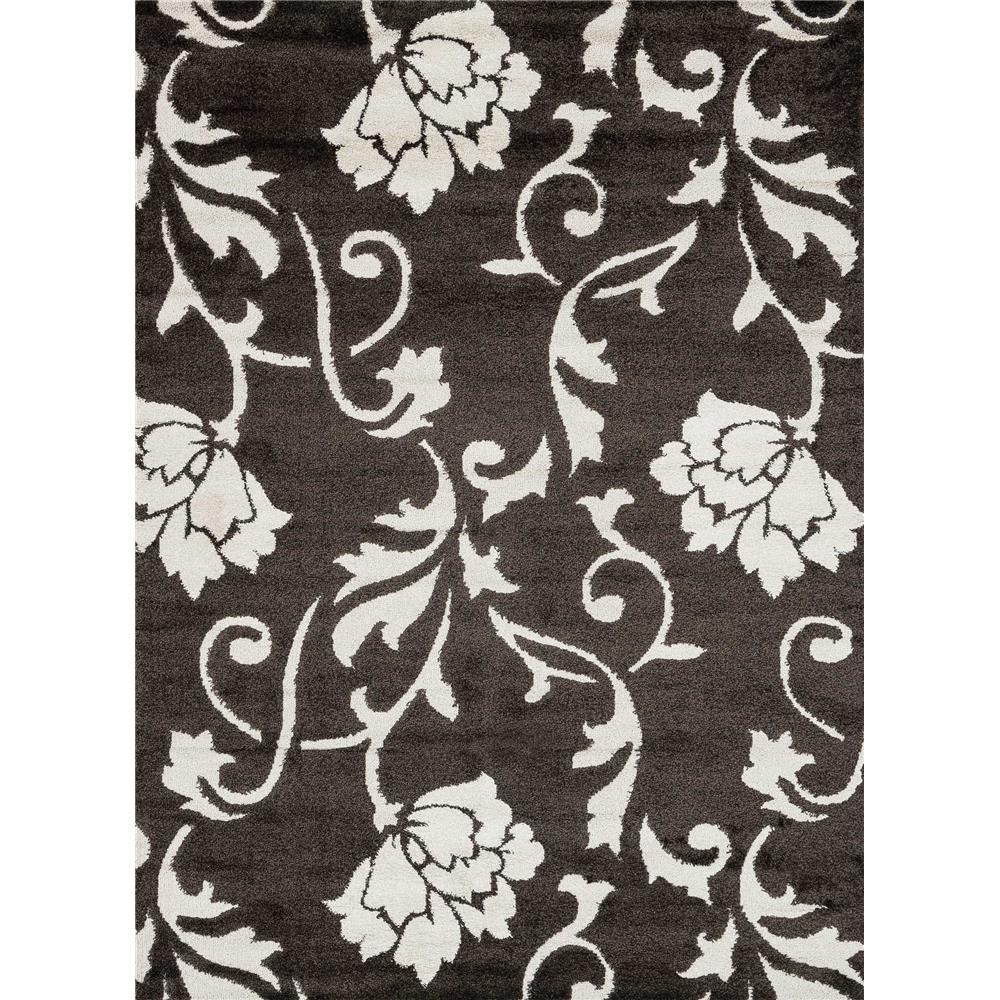 Loloi Rugs EN-01 Enchant Expresso/Ivory Transitional Area Rug in 2
