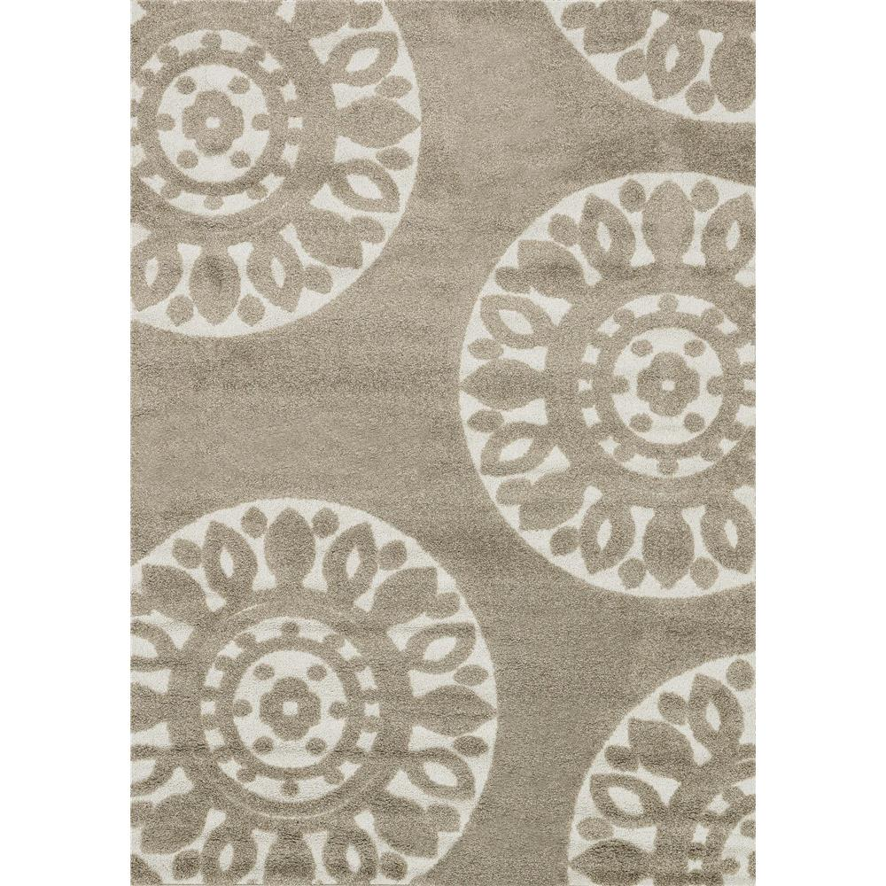 Loloi Rugs EN-05 Enchant Beige Transitional Area Rug in 2
