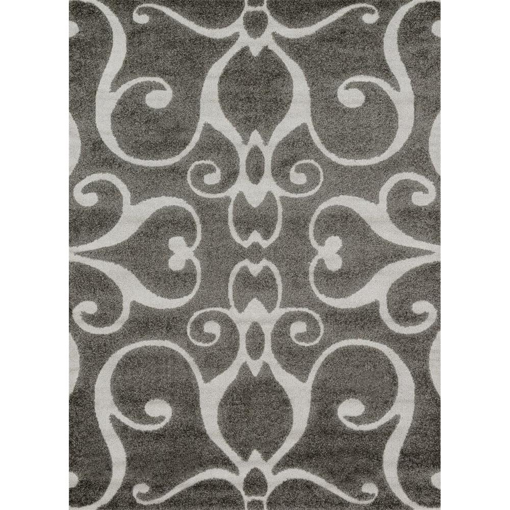 Loloi Rugs EN-07 Enchant Smoke Transitional Area Rug in 2