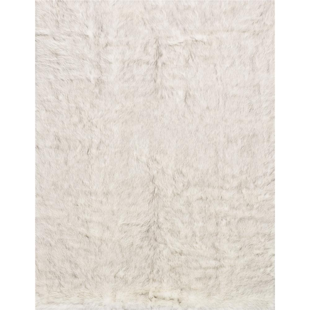 Loloi Rugs FN-01 Finley Ivory/Grey Shags Area Rug in 2