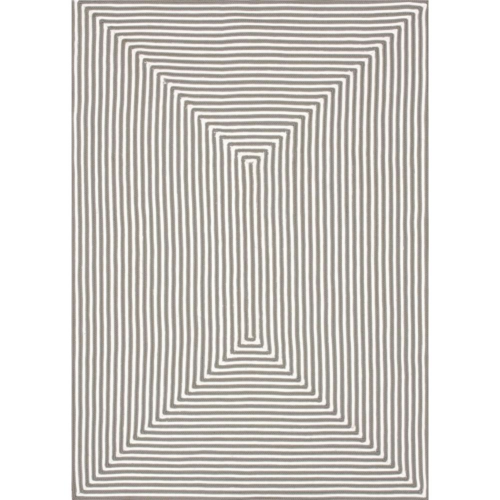 Loloi Rugs IO-01 In/Out Grey Indoor/Outdoor Area Rug in 2