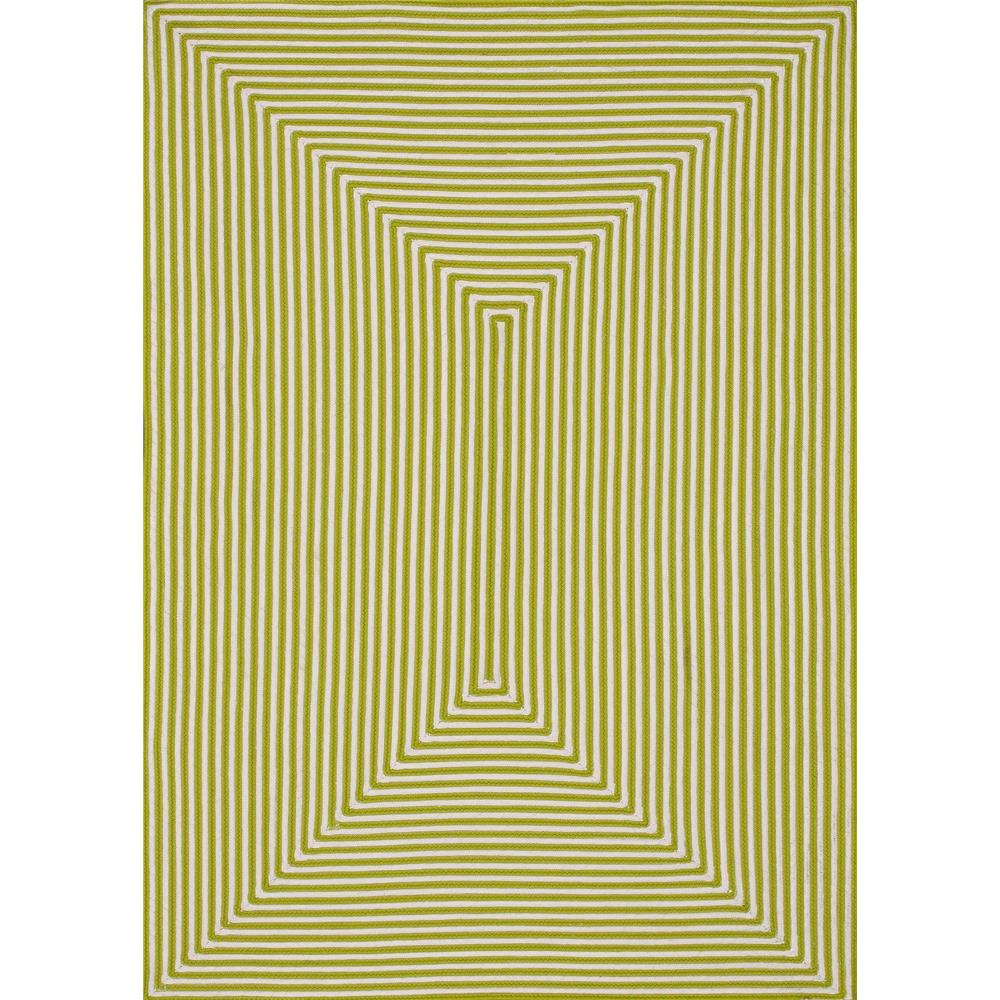 Loloi Rugs IO-01 In/Out Lime Indoor/Outdoor Area Rug in 2