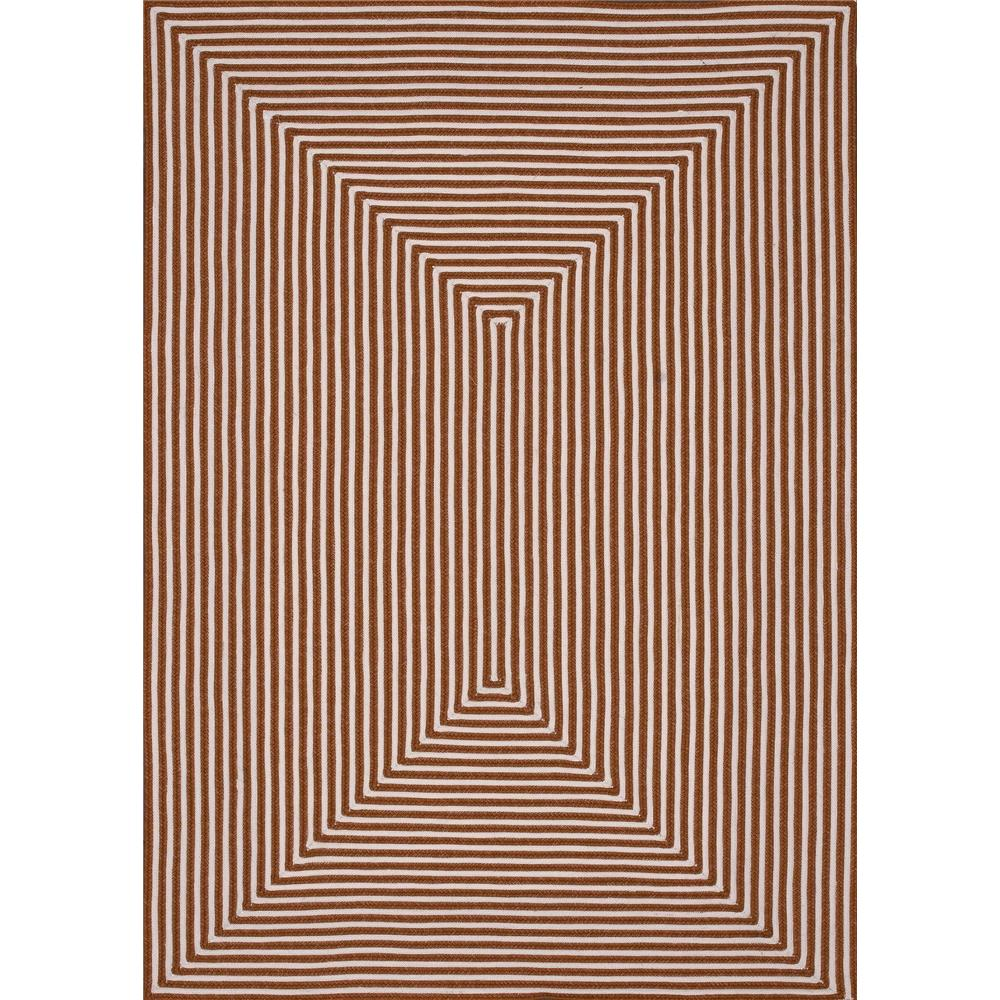 Loloi Rugs IO-01 In/Out Orange Indoor/Outdoor Area Rug in 2
