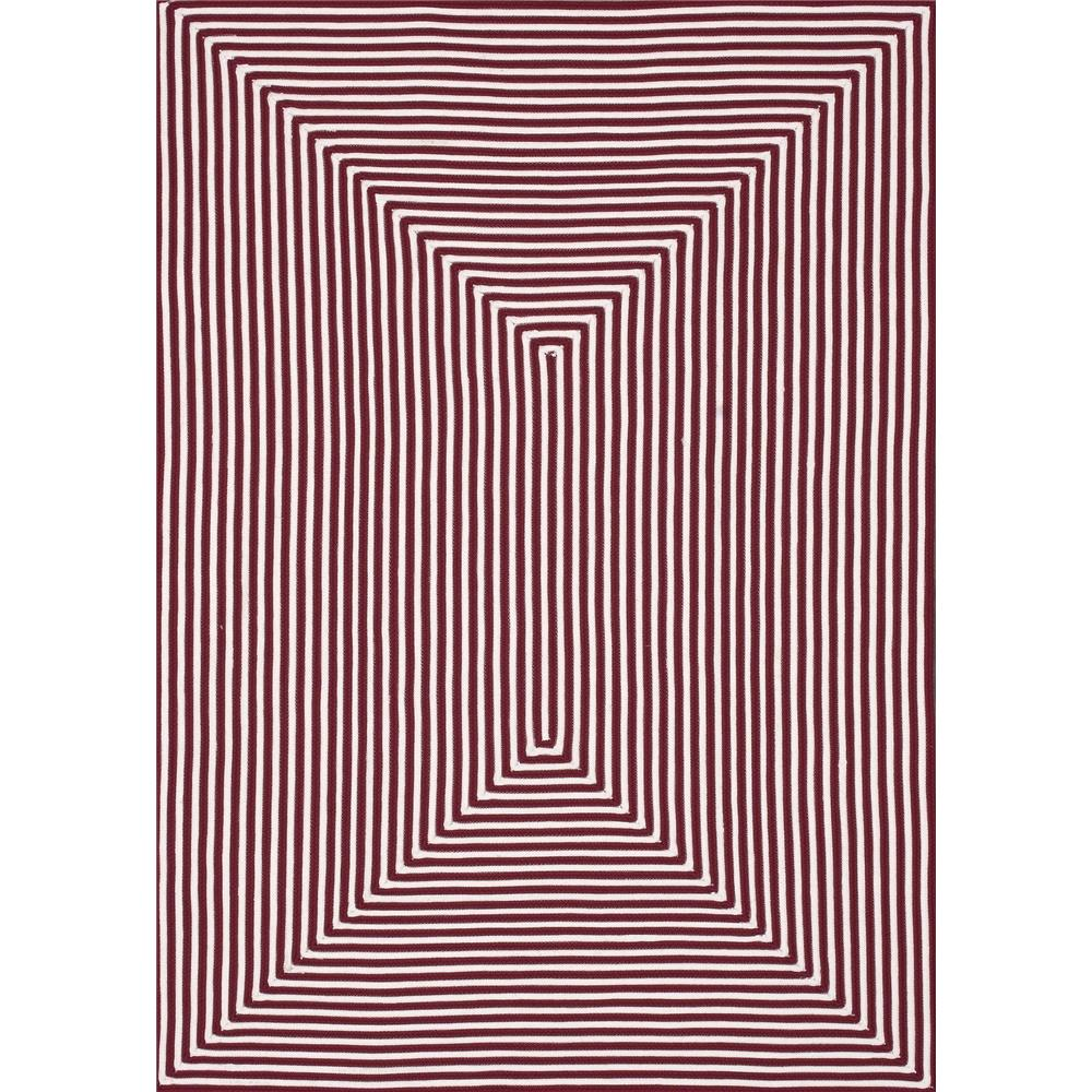 Loloi Rugs IO-01 In/Out Red Indoor/Outdoor Area Rug in 2
