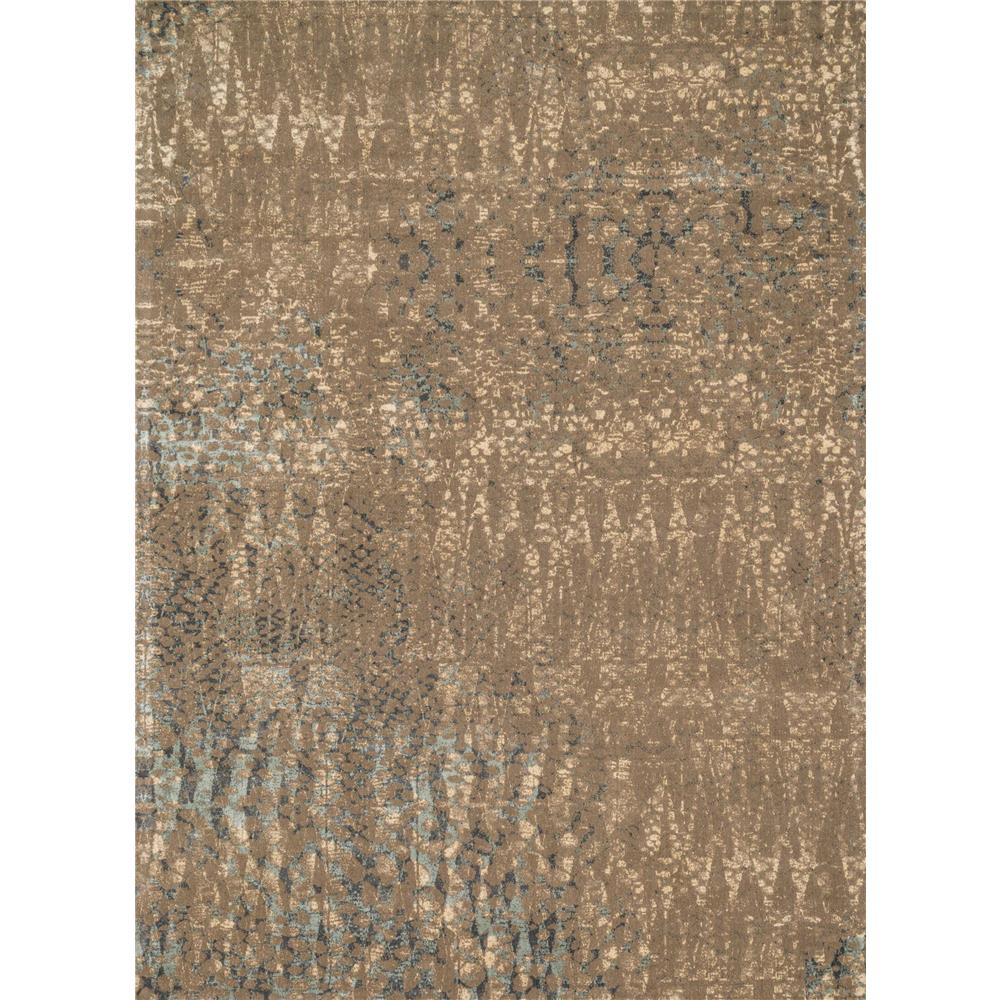 Loloi Rugs JO-03 Journey Stone/Blue Transitional Area Rug in 3