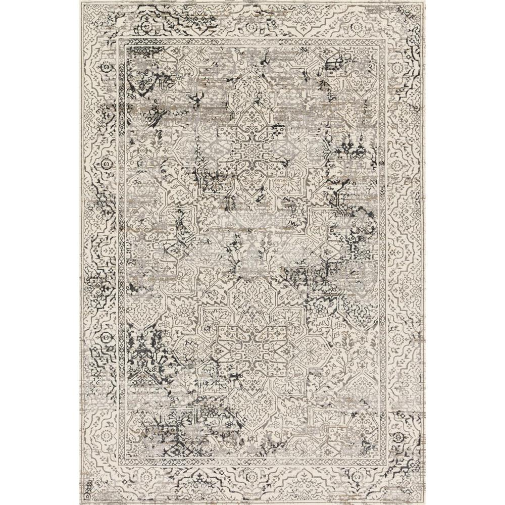 Loloi Rugs KT-06 Kingston Ivory/Grey Transitional Area Rug in 2