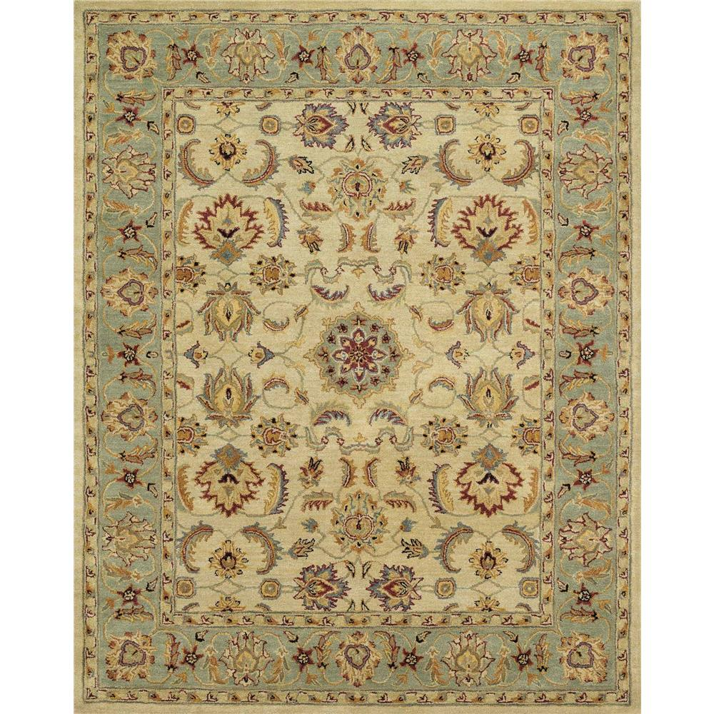 Loloi Rugs MP-25 Maple Beige/Green Traditional Area Rug in 2