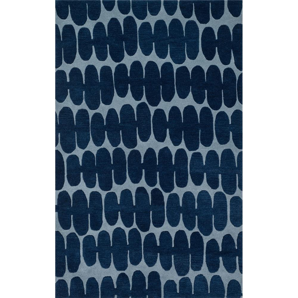 Loloi Rugs NV-05 Nova Lt.Blue Contemporary Area Rug in 2