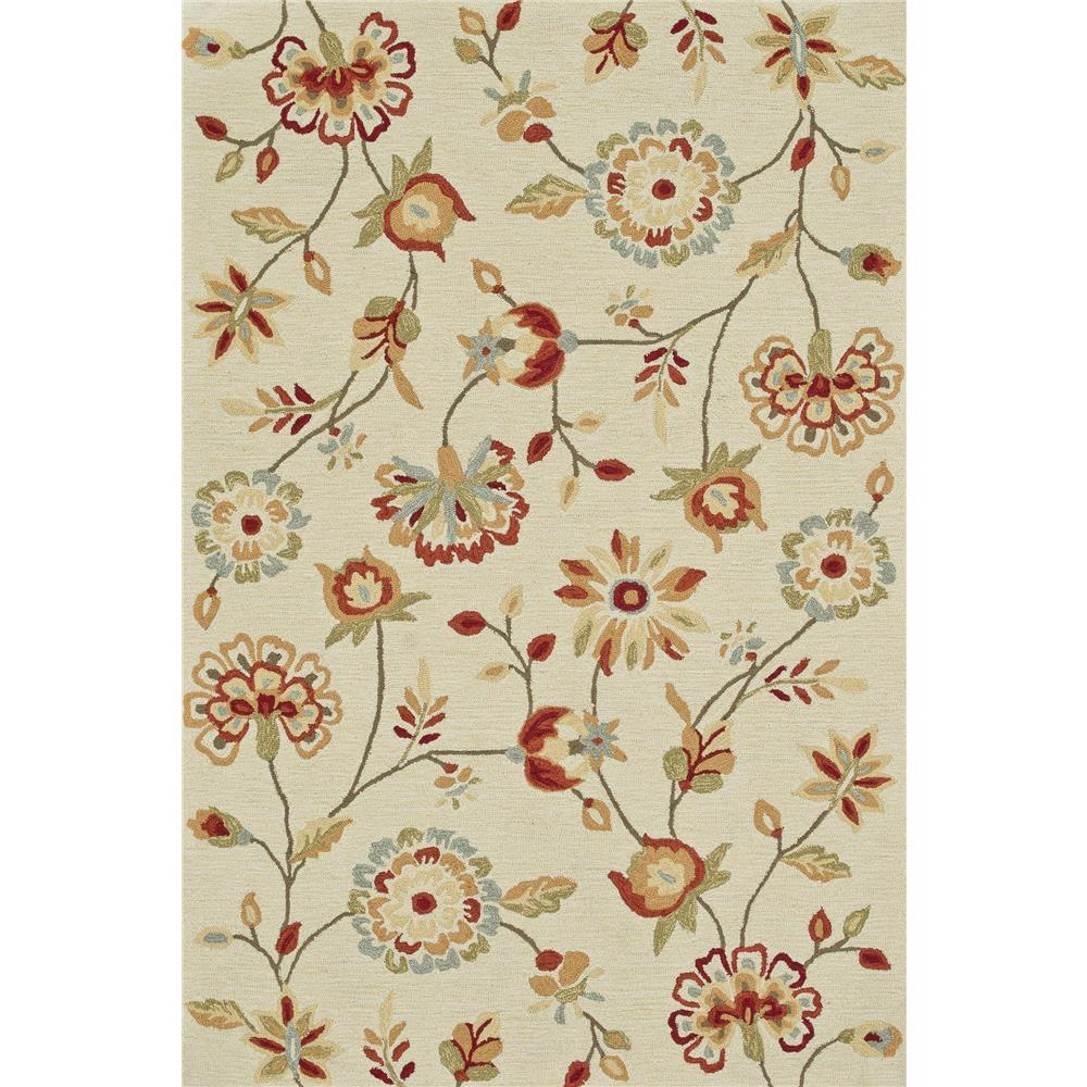 Loloi Rugs SRS02 Summerton Beige Transitional Area Rug in 2