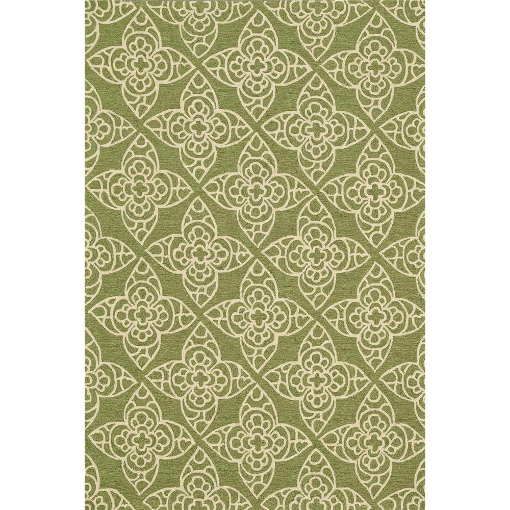 Loloi Rugs SRS05 Summerton Green/Ivory Transitional Area Rug in 2