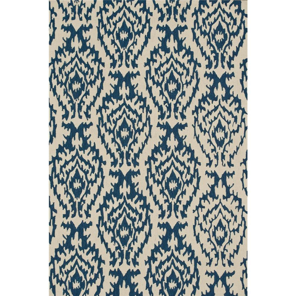 Loloi Rugs SRS13 Summerton Ivory/Denim Transitional Area Rug in 2