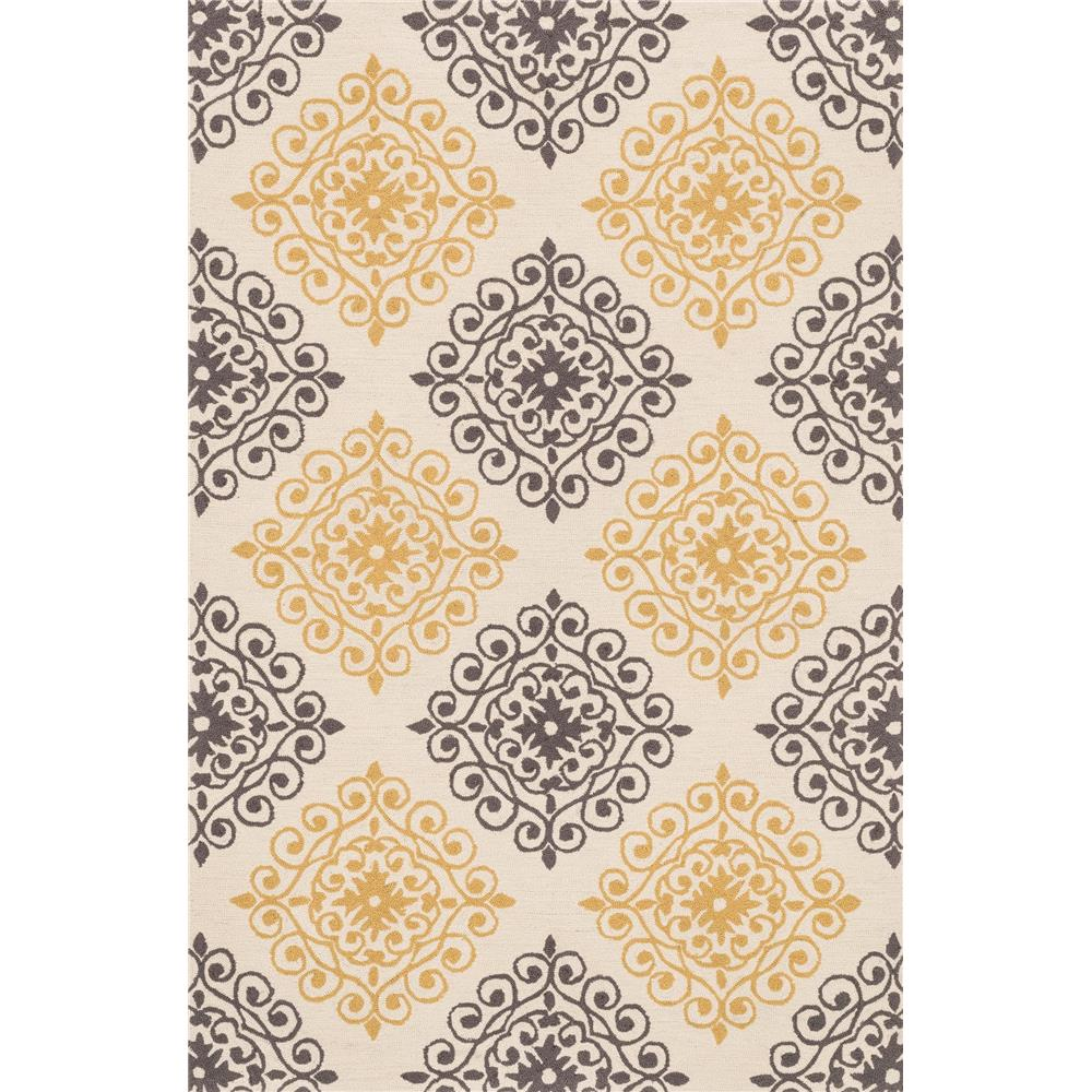 Loloi Rugs SRS15 Summerton Ivory/Grey Transitional Area Rug in 2