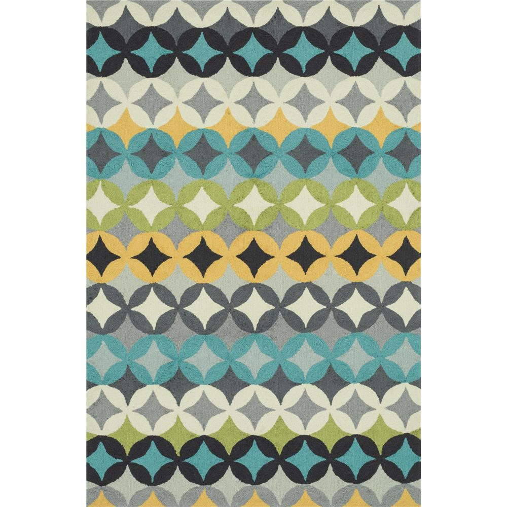 Loloi Rugs SRS17 Summerton Grey/Multi Transitional Area Rug in 2