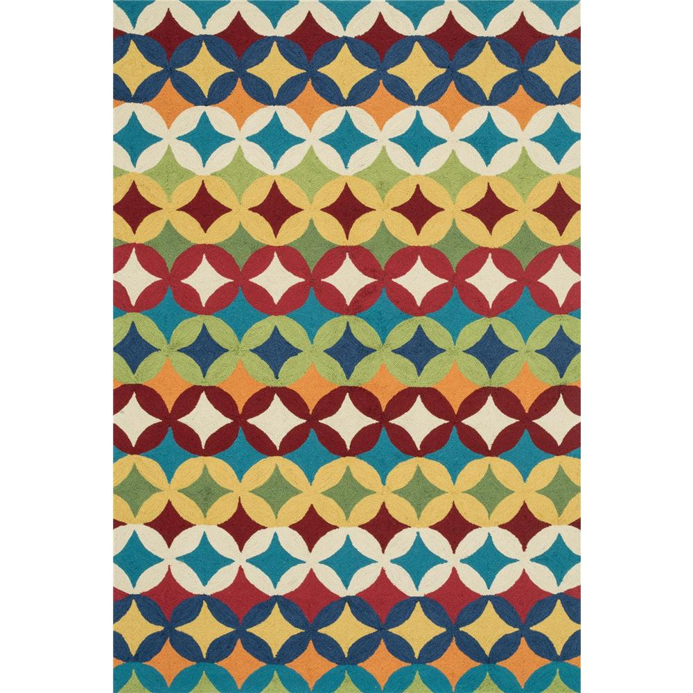 Loloi Rugs SRS17 Summerton Multi Transitional Area Rug in 2