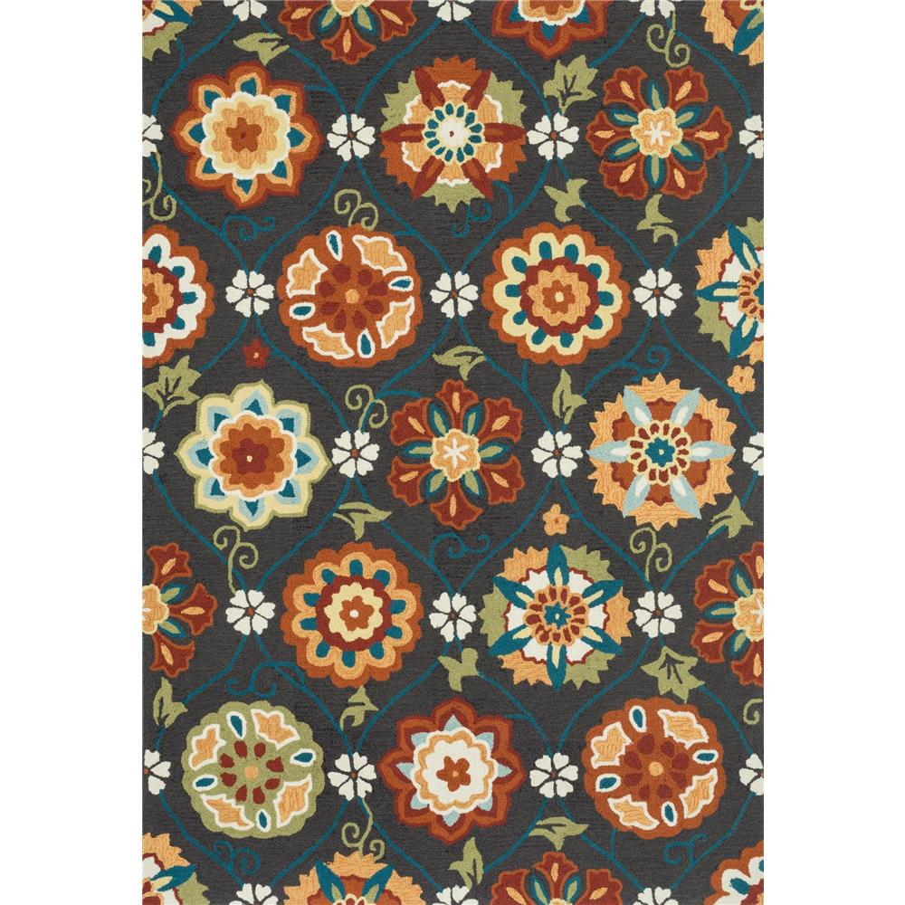 Loloi Rugs SRS19 Summerton Coffee/Spice Transitional Area Rug in 2