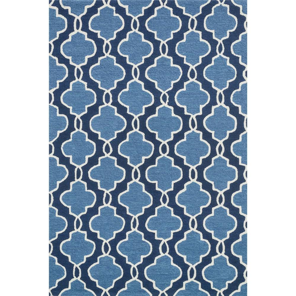 Loloi Rugs SRS22 Summerton Navy/Blue Transitional Area Rug in 2