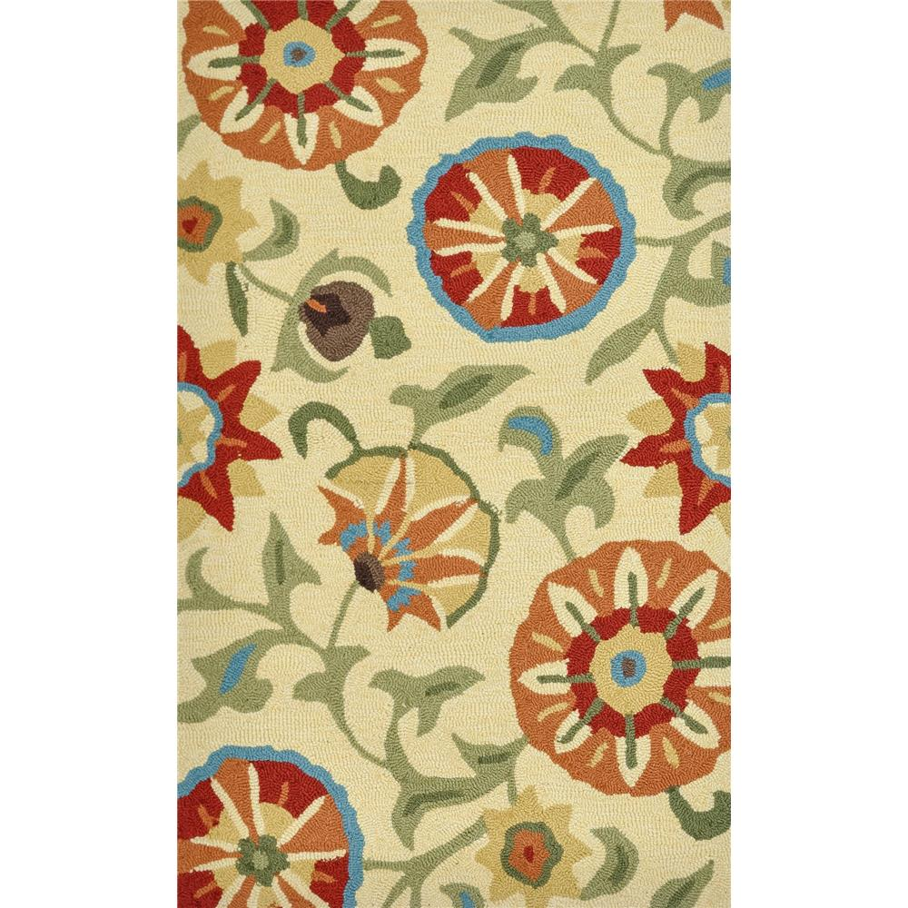 Loloi Rugs SSC04 Summerton Buttercup Transitional Area Rug in 2