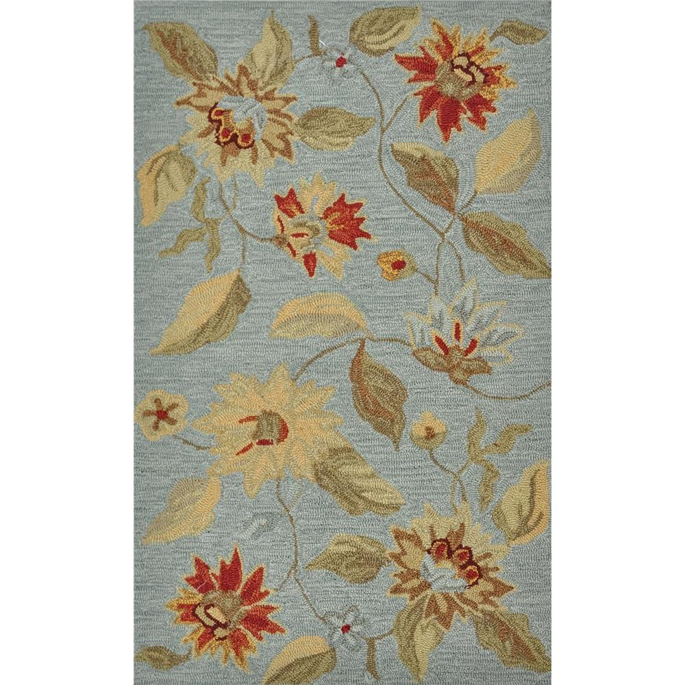 Loloi Rugs SSC15 Summerton Mist Transitional Area Rug in 2