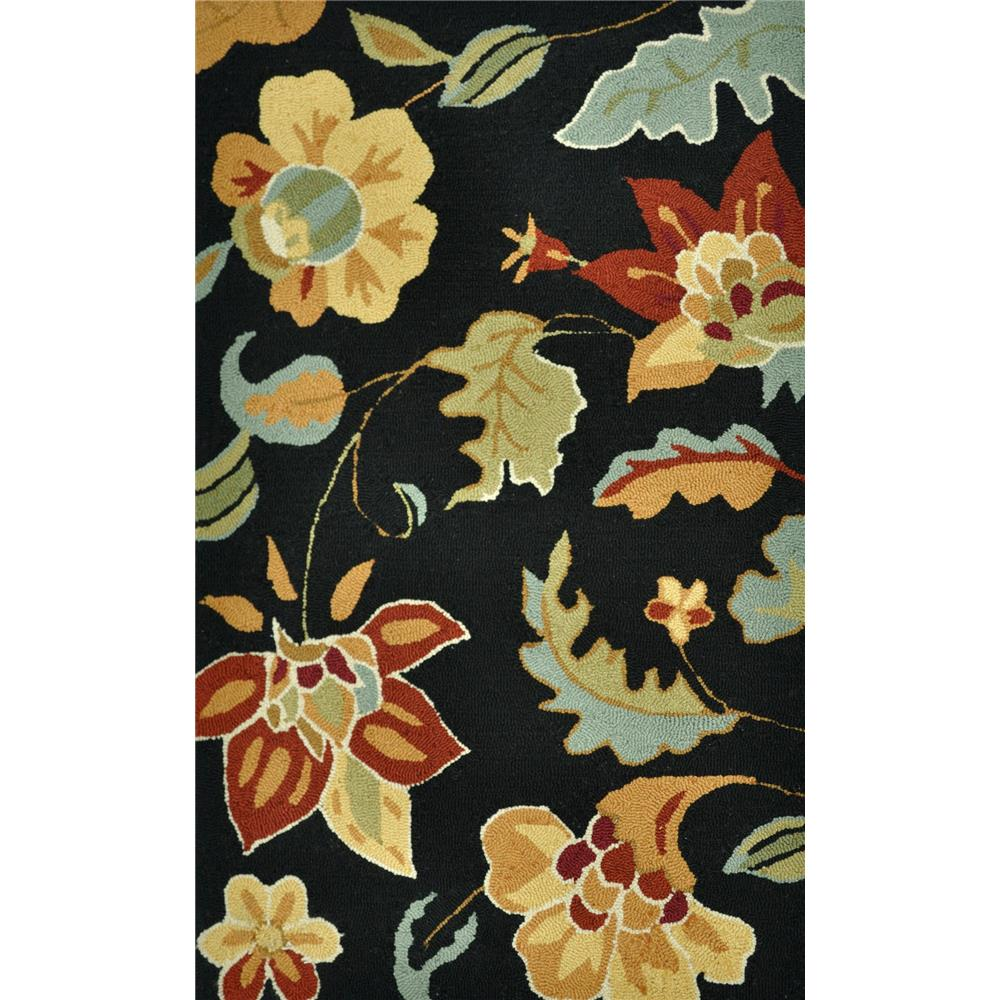 Loloi Rugs SSC21 Summerton Black/Multi Transitional Area Rug in 2