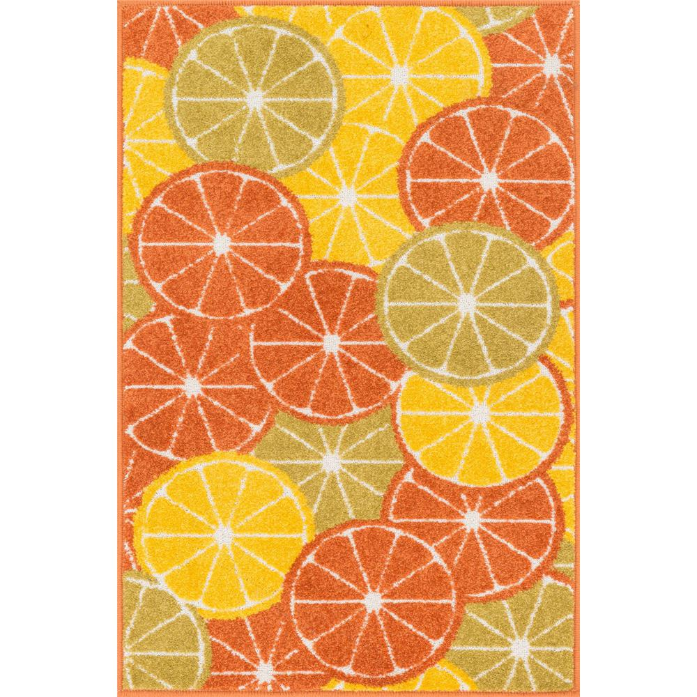 Loloi Rugs HTI01 Tilley Multi Contemporary Area Rug in 2