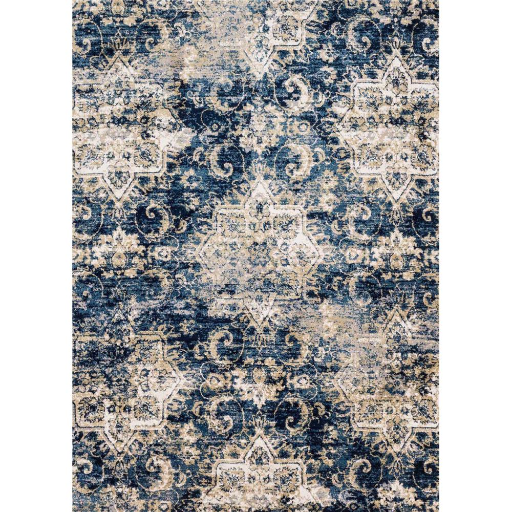 Loloi Rugs TC-04 Torrance Navy/Ivory Transitional Area Rug in 2