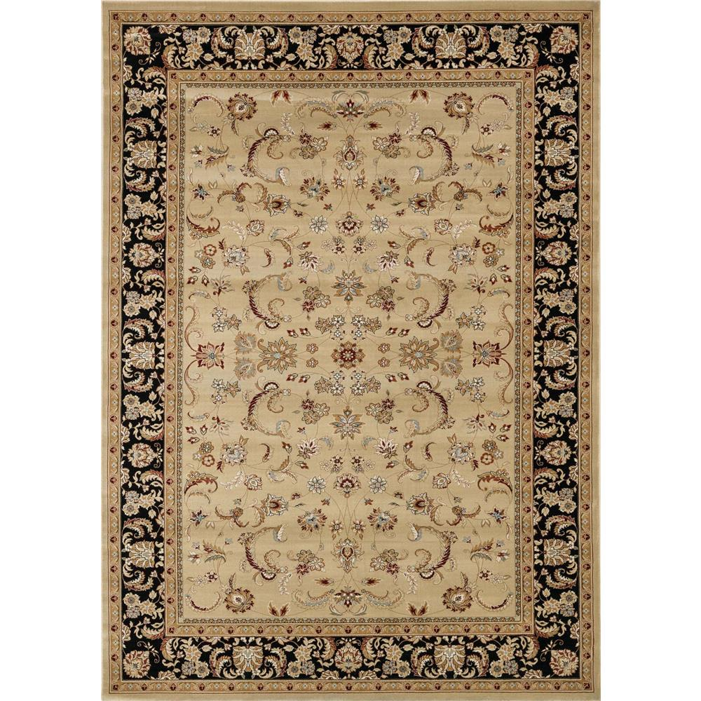 Loloi Rugs WL-03 Welbourne Beige/Black Traditional Area Rug in 2