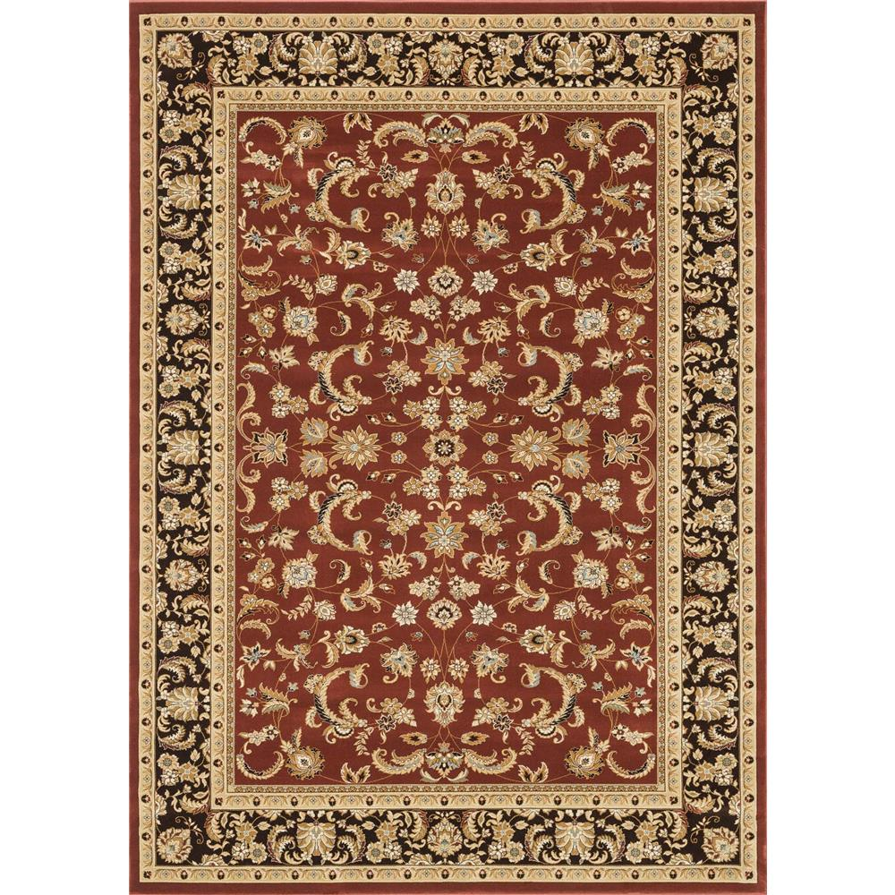 Loloi Rugs WL-03 Welbourne Paprika/Coffee Traditional Area Rug in 2