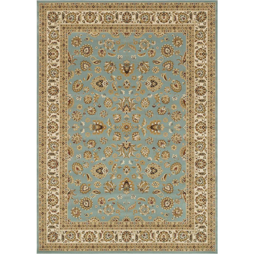 Loloi Rugs WL-04 Welbourne Blue/Ivory Traditional Area Rug in 2