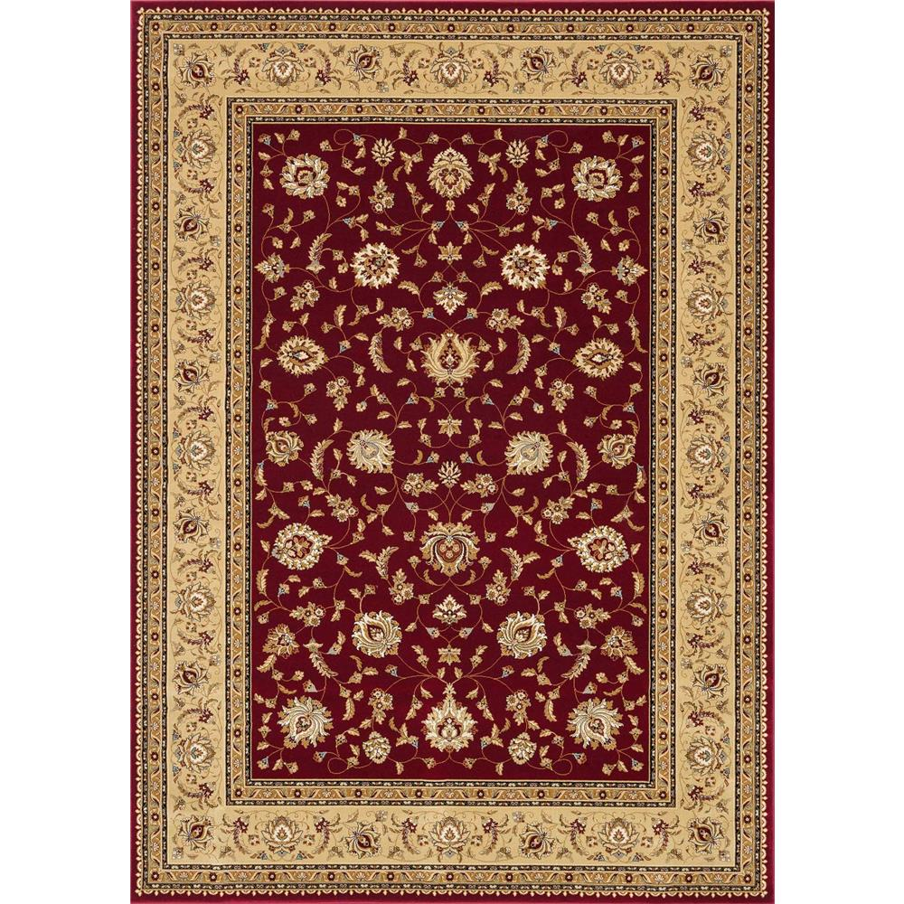 Loloi Rugs WL-05 Welbourne Red/Beige Traditional Area Rug in 2