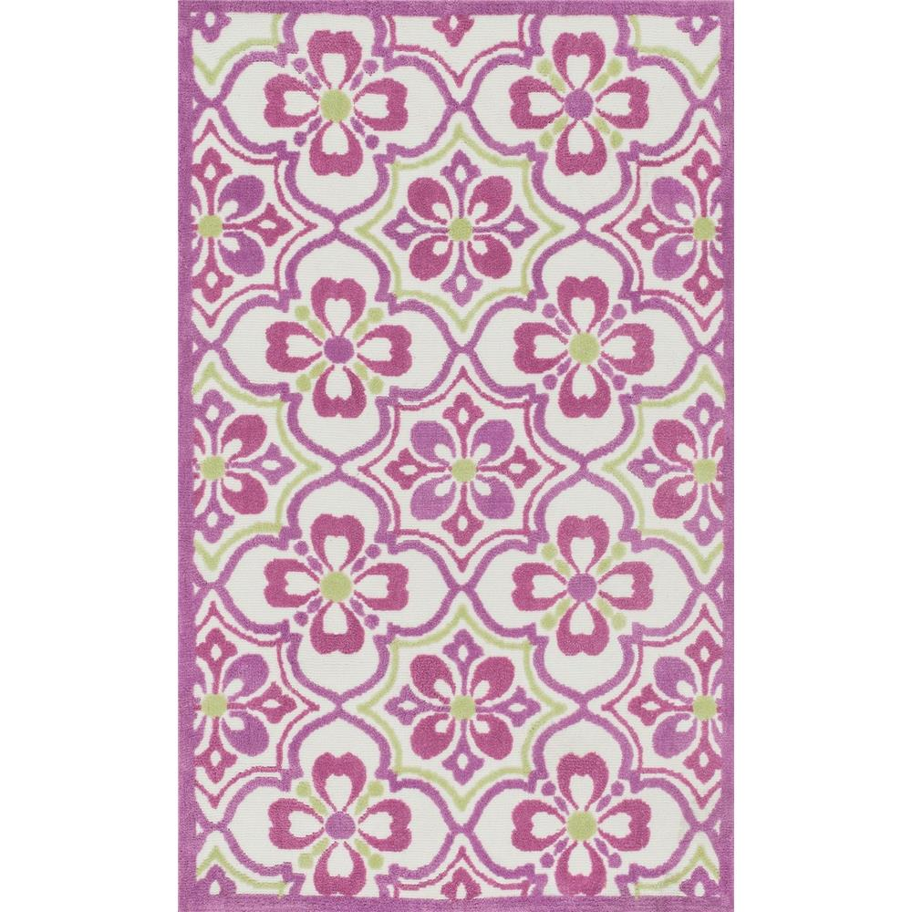 Loloi Rugs HZO01 Zoey Purple/Green Transitional Area Rug in 2