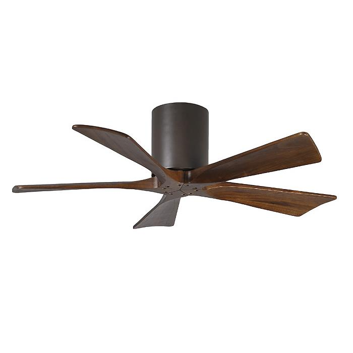 Matthews Fan Company IR5H-TB-42 Irene - 5 Five Bladed Paddle Fan in Textured Bronze