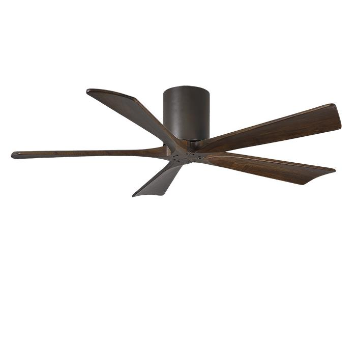 Matthews Fan Company IR5H-TB-52 Irene - 5 Five Bladed Paddle Fan in Textured Bronze