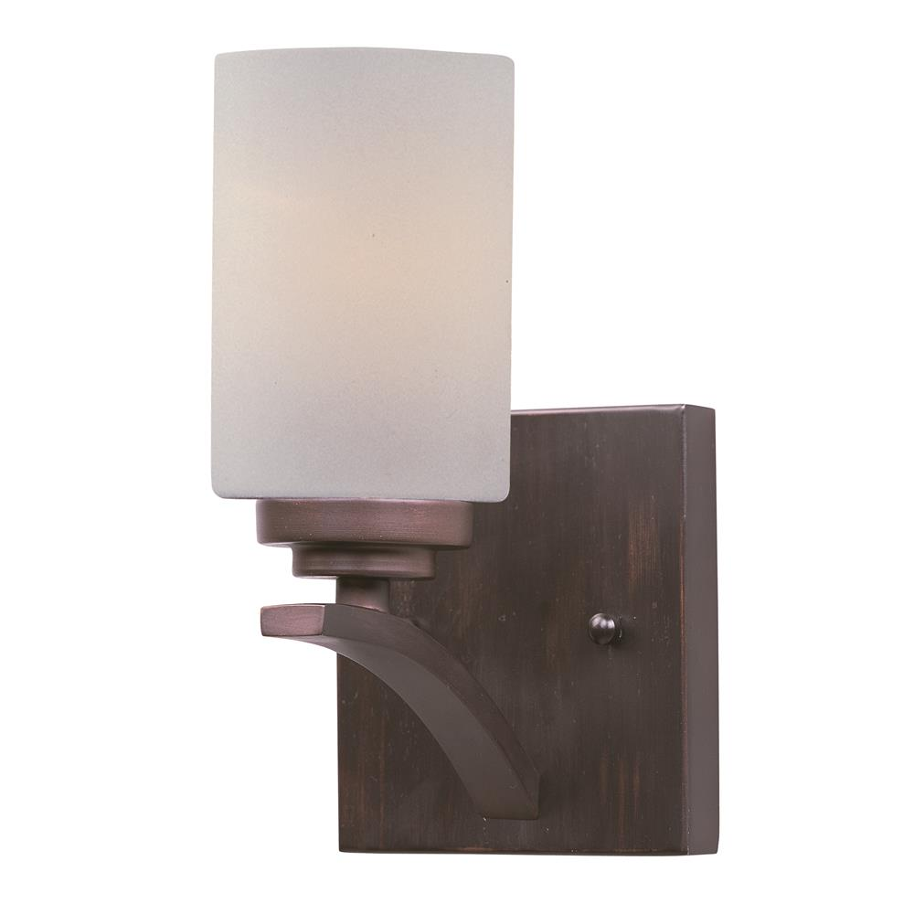 Rubbed Bronze Wall Sconces : 20030SWOI - Maxim Lighting 20030SWOI Deven-Wall Sconce in Oil Rubbed Bronze - GoingLighting