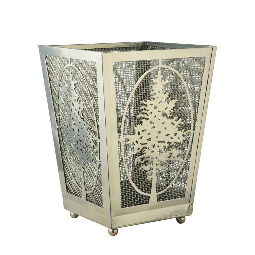 "Meyda Tiffany Lighting 133720 16.75""H Tamarack Waste Basket"
