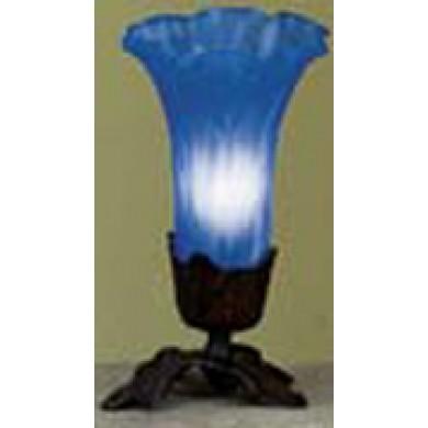 "Meyda Tiffany Lighting 13420 7"" Victorian Candle/Bl"