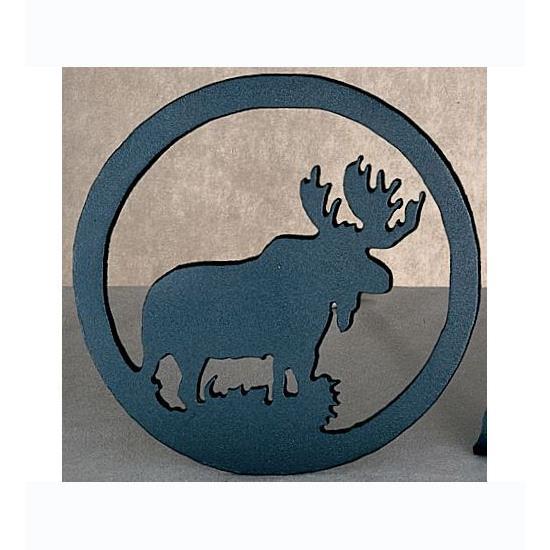 Meyda Tiffany Lighting 22408 Moose Trivet
