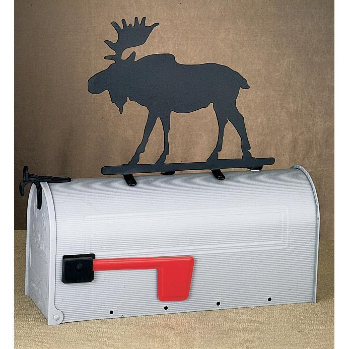 Meyda Tiffany Lighting 22415 Moose Mail Box Decoration