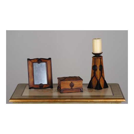 Meyda Tiffany Lighting 81197 Mackintosh Rose Gift Set
