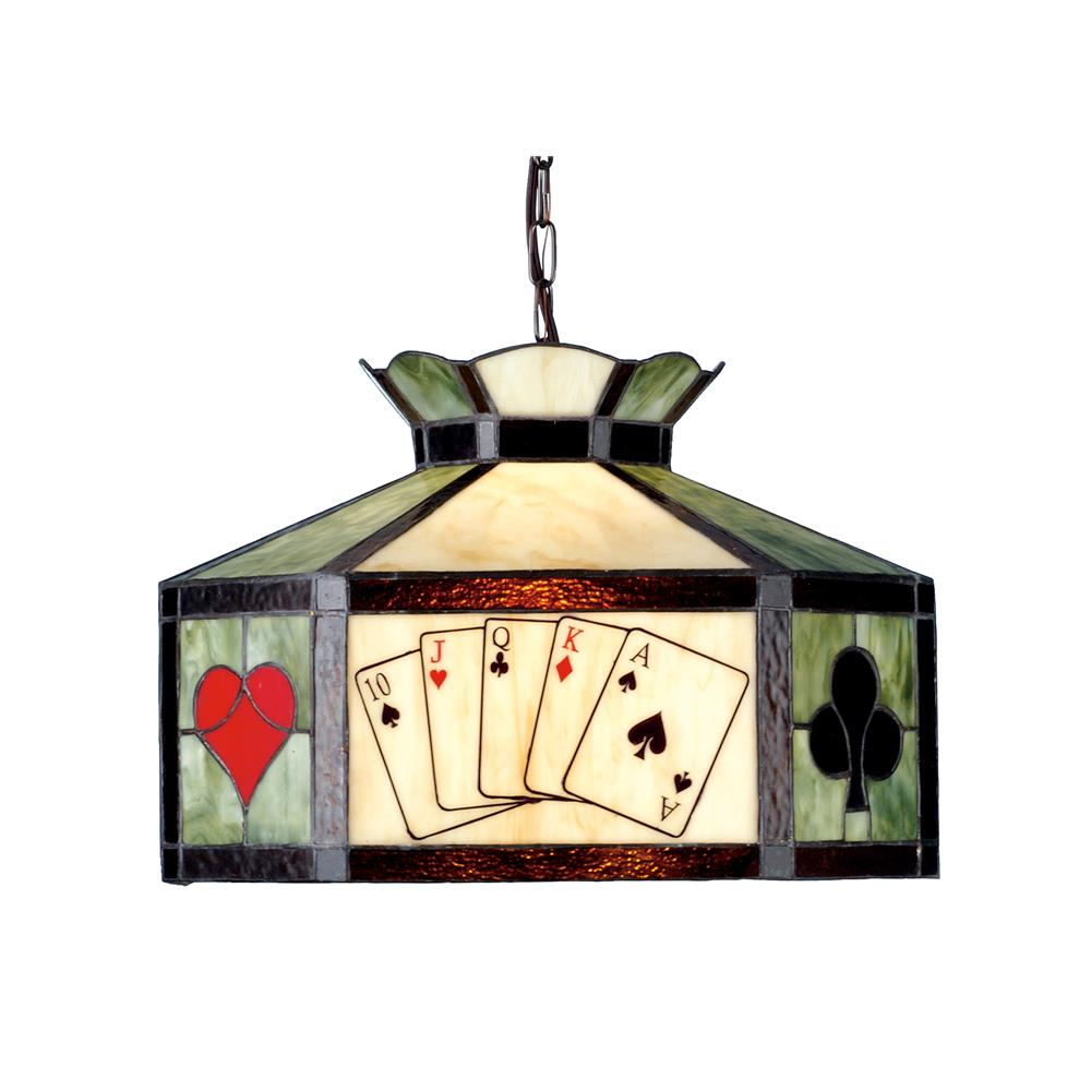 "Meyda Tiffany Lighting 82015 20""W Texas Hold"