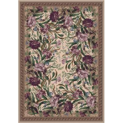Milliken Pastiche Barrington Court Rug in Heathered Rose-2.8x3.10 Rectangle