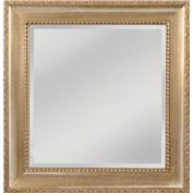 Mirror Masters MW4508B-0027 Beacon Street Beveled Mirror, Influenced By Old New Orleans