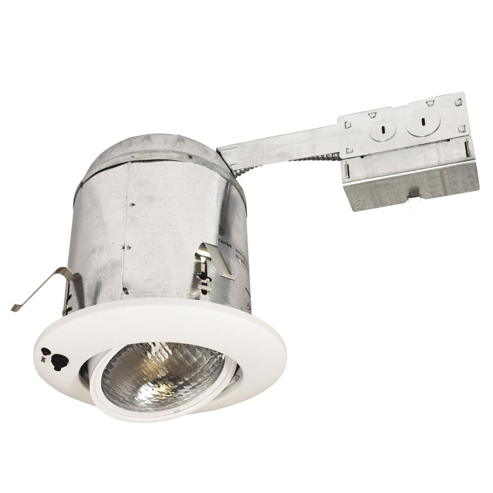 Nora Lighting NERH-826W Low Voltage Emergency Downlight New Construction White