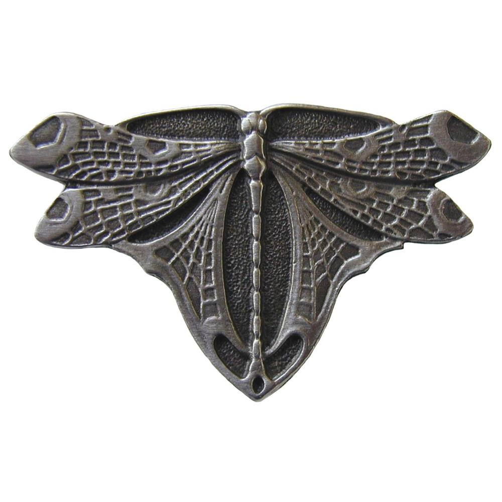 Notting Hill NHK-107-AP Dragonfly Knob Antique Pewter