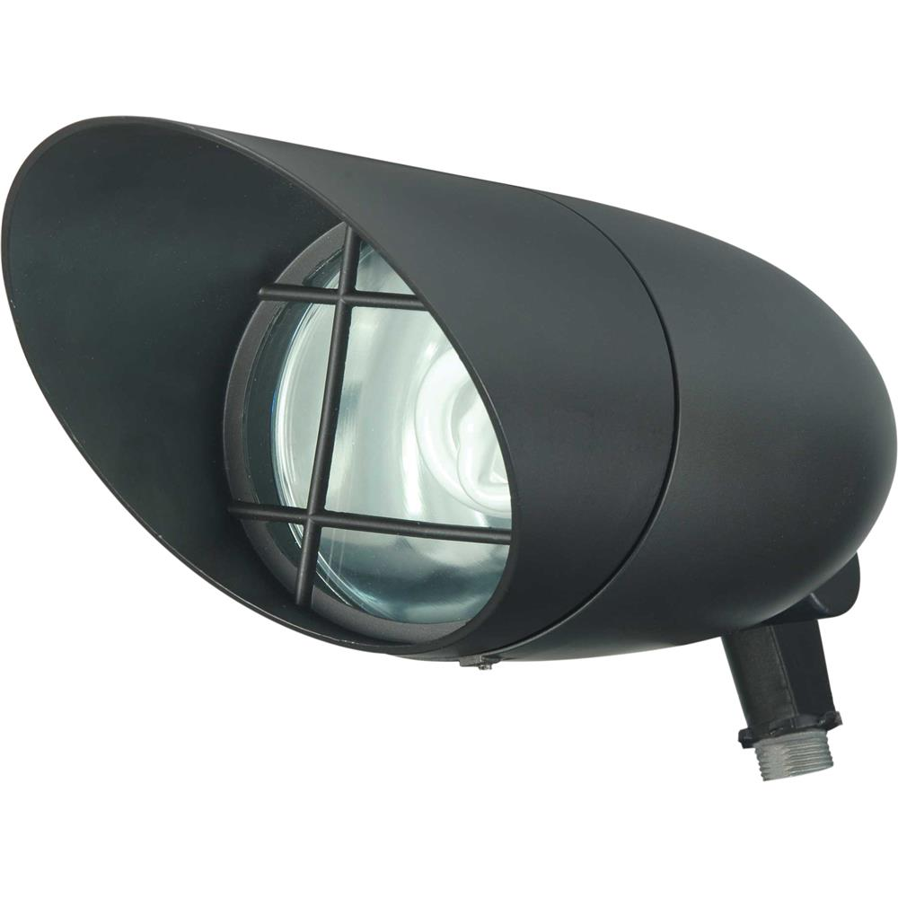 Nuvo Lighting 76/747 1 Light - CFL Floodlight with Photocell - 13w GU24 (Bulb Included)