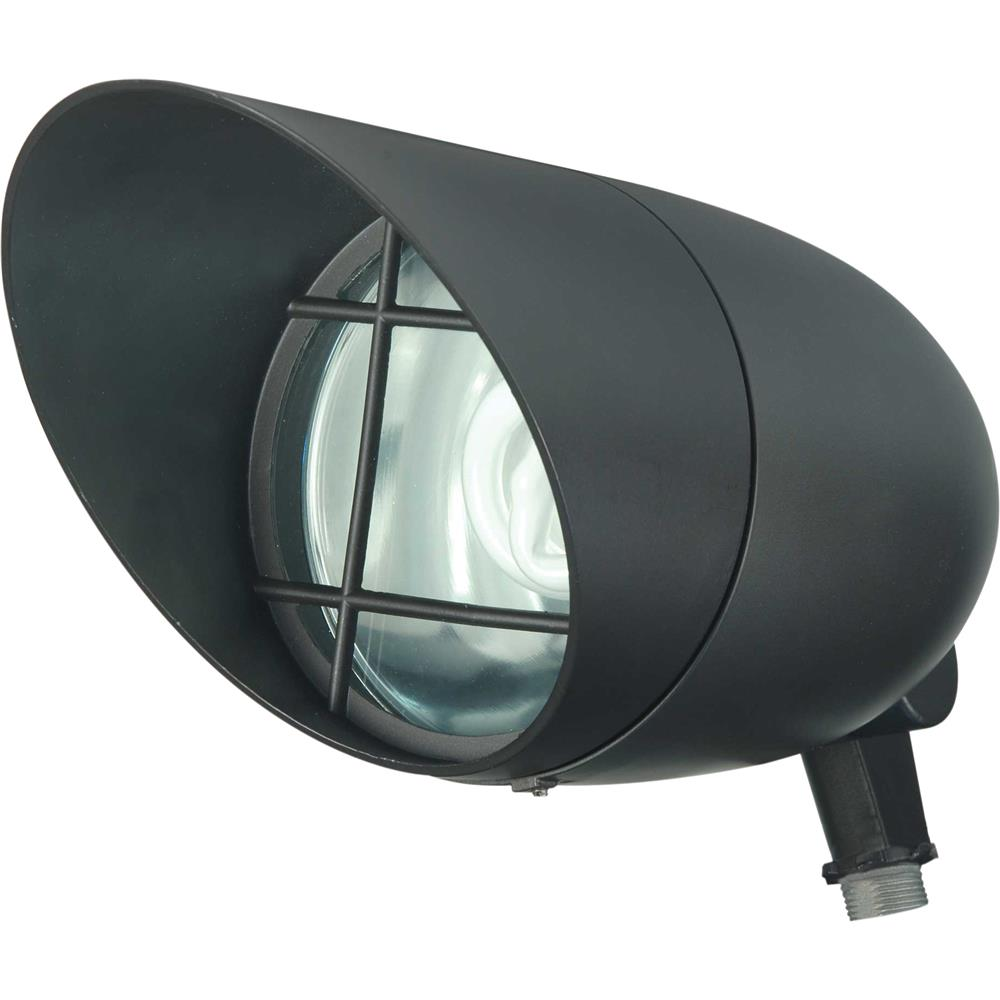 Nuvo SF76/748 1 Light - CFL Floodlight with Photocell - 18w GU24 (Bulb Included)