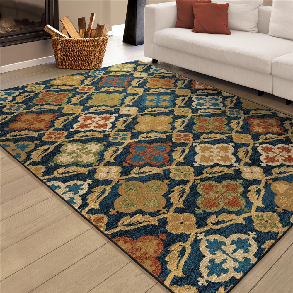 Orian Rugs 3837 5x8. Orian Rugs 3837 5x8 Bright Color ...